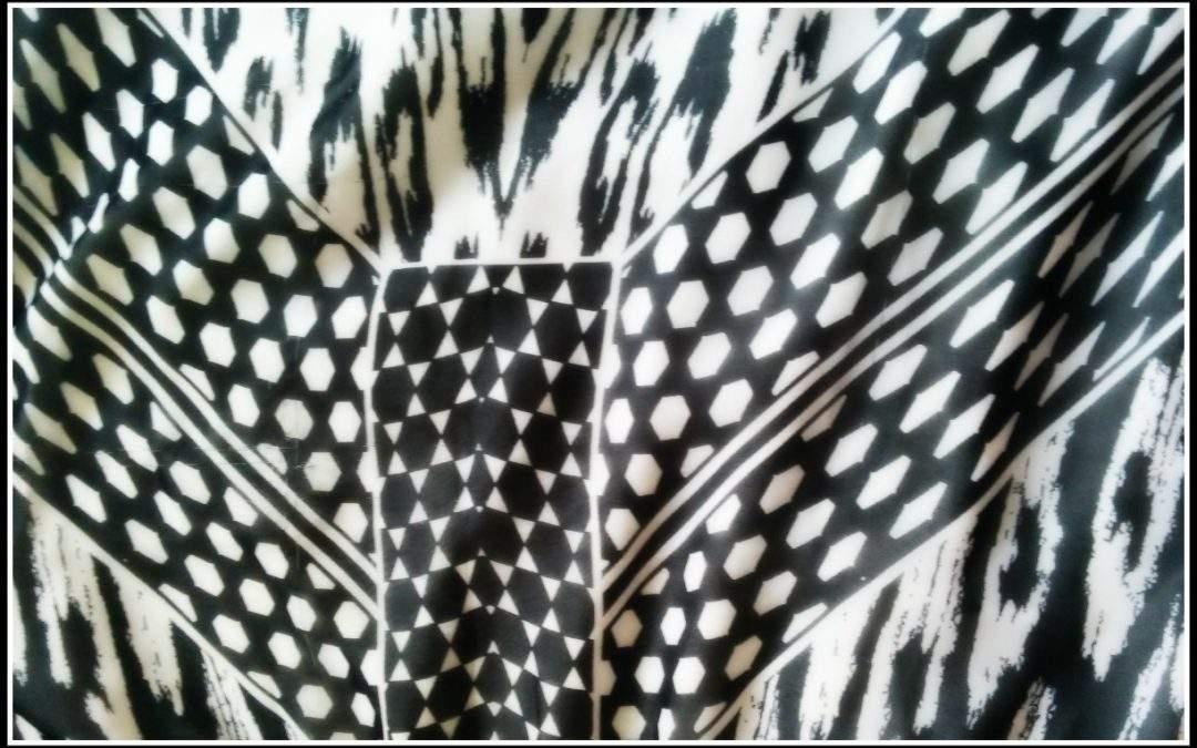Fashion Friday Plus Sized #5: going tribal