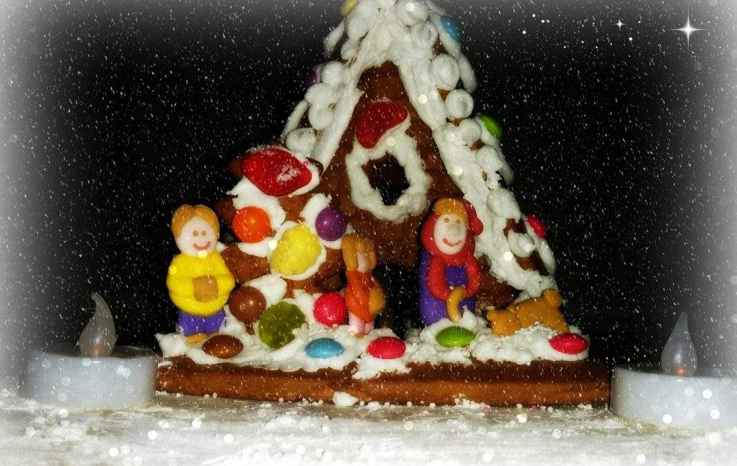 The Great Gingerbread House Sale