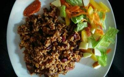 Trini Pelau: Carribean soul food