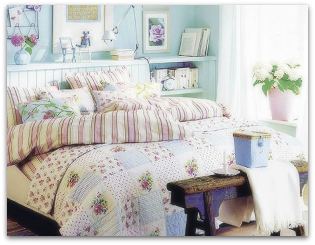 Enhancing the bedroom with cushions and more: inspiration for new mums