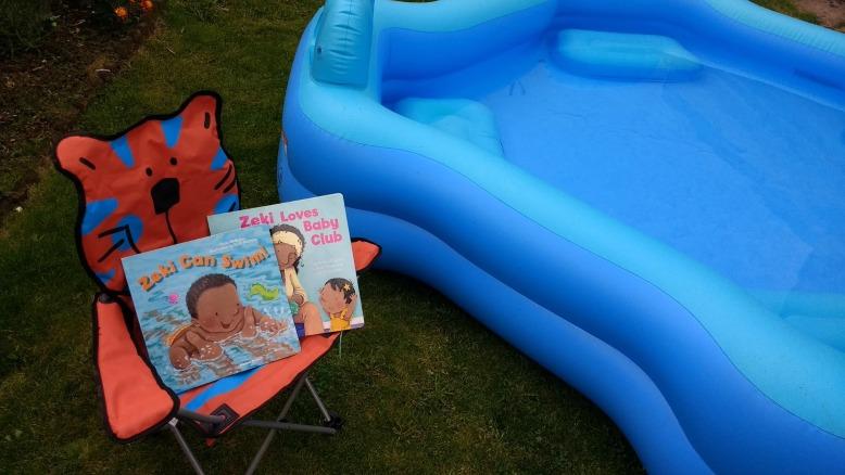 Review: Zeki Can Swim