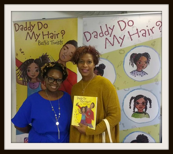 An interview with Tola Okogwu author of 'Daddy Do My Hair'