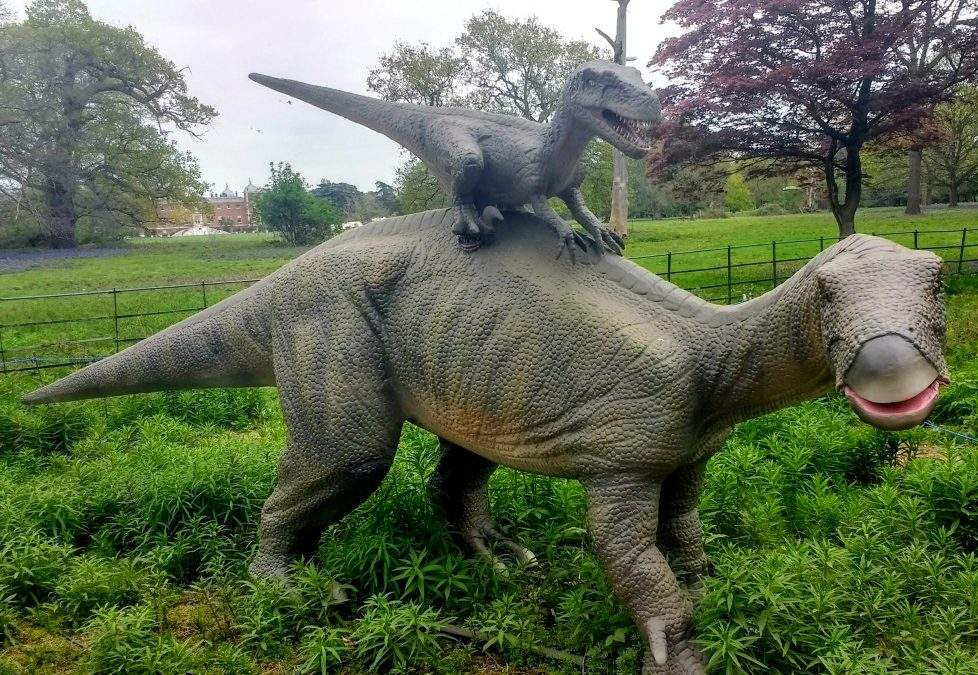 A Day Out at Jurassic Kingdom
