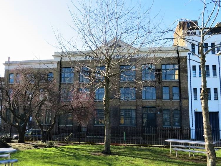 Half Term dayout to the Ragged School Museum