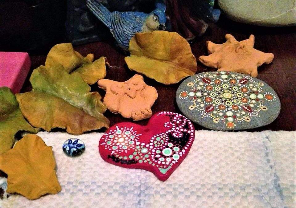 An interview with Debra Evans: Founder of Elysian Charms and Carvings