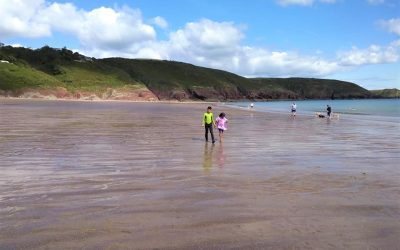Beach Life in Pembrokeshire