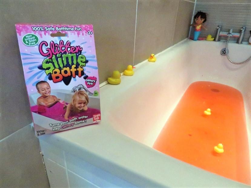 Zimpli Kids Glitter Baff: review
