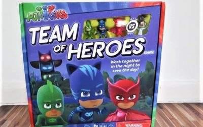 PJ Masks Team of Heroes: review