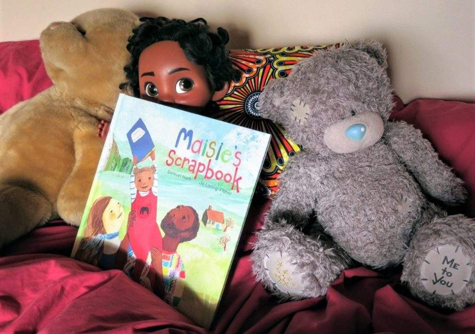 Maisie's Scrapbook: book review