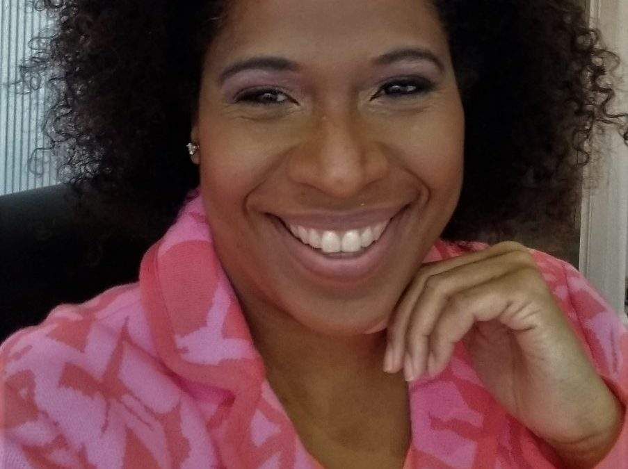 Natural Hair Haircare during perimenopause: tips from Keracare's Director of Education, Jacqui McIntosh
