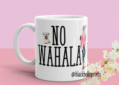 BlackBelle Prints coffee mug