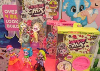 Capsule Chix Dolls