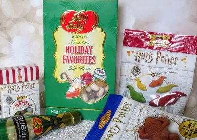 Jelly Belly Christmas & Harry Potter Collection