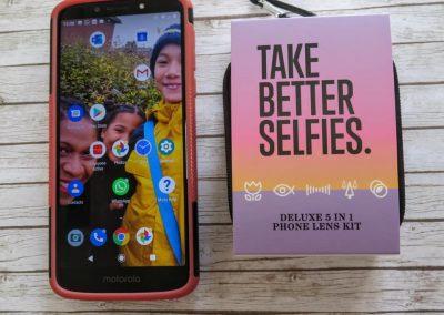 Take Better Selfies Kit
